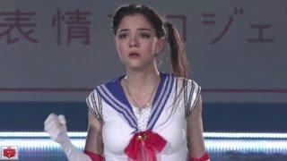 Evgenia Medvedev diventa Sailor Moon al World Team Trophy 2017 Tokyo