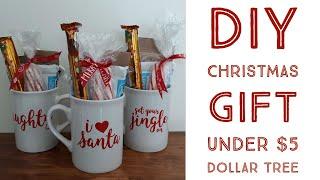 Diy Coffee Mug Gift|dollar Tree