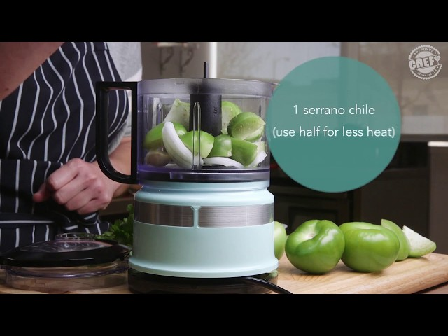 CHEF Culinary Skills: Salsa