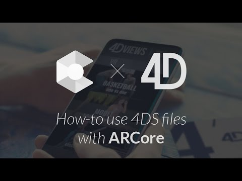 Download Youtube: Develop your hologram app for Android with 4DViews, Unity & Google ARCore