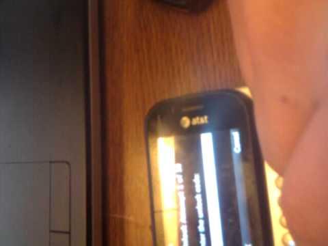 How to unlock att LG gt365
