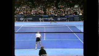 Mary Pierce vs Jana Novotna WTA Championships Final 1997
