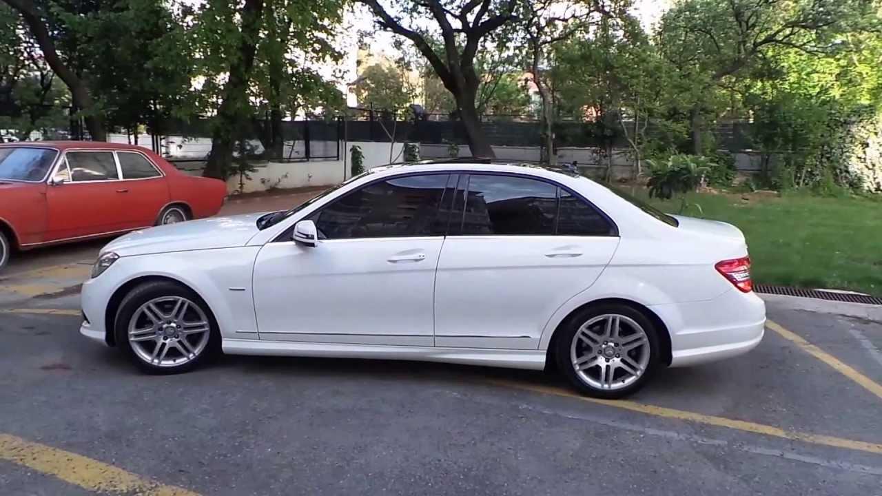 Satılık Amg Mercedes Benz C 180 Komp Blueefficiency Caraudiosoul Den Youtube