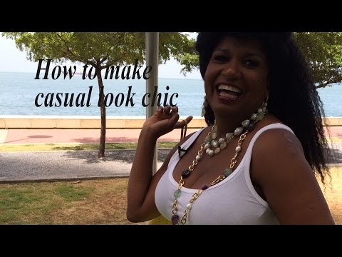 "How to I Make 3 Casual Outfits Chic ""Style Guide"""