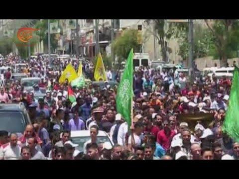 مسيرات غضب في مدن الضفة الغربية دعماً للأقصى