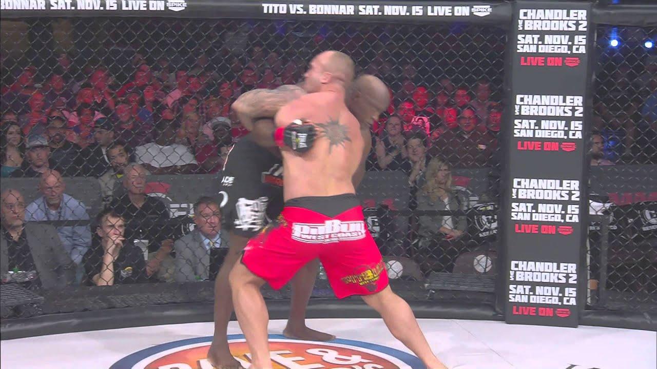 Bellator MMA: Inside Spike Sports