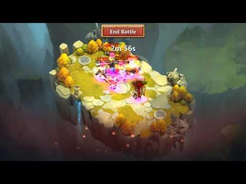 Castle Clash Epic Win At Battle Altar