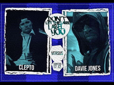 DLTLLY // Rap Battles // Davie Jones vs. Clepto