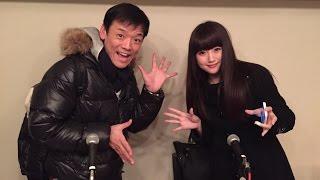 森田展義のMCで、ゲストは小寺真理。つぼみ出身の彼女。日本地図を描い...