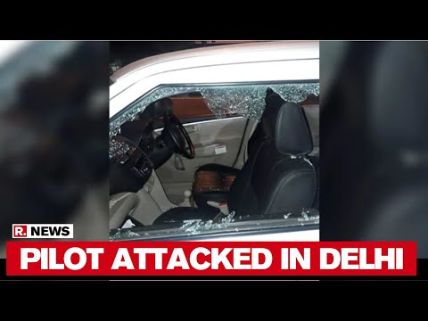 SpiceJet Pilot Robbed And Attacked Near IIT-Delhi Flyover