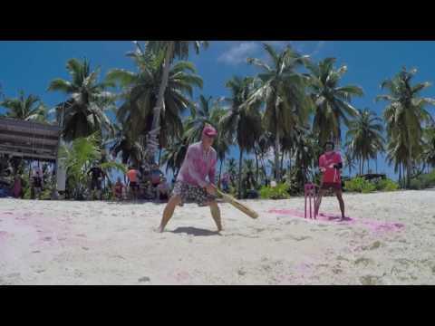 Cocos Keeling Islands #PinkStumpsDay