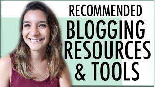 BLOGGING TOOLS & RESOURCES â—� WHAT I USE TO RUN MY BLOG & MAKE MONEY FROM HOME