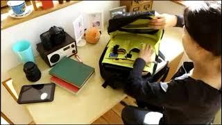 DATASHELL 하드케이스 노트북백팩 FLYING