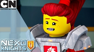 NEXO Knights | Master Of Evil | Cartoon Network