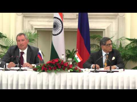 Visit of Deputy Prime Minister of Russia: Joint Media Interaction