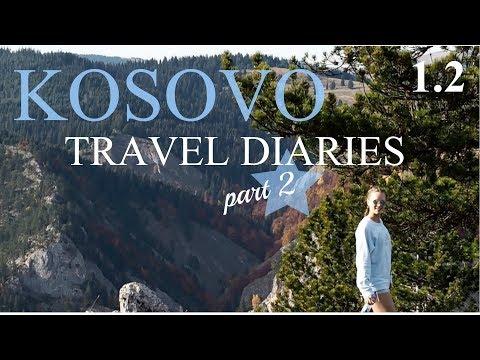 HIKING IN KOSOVO: KOSOVO TRAVEL DIARIES 1.2 //@hillasesilia