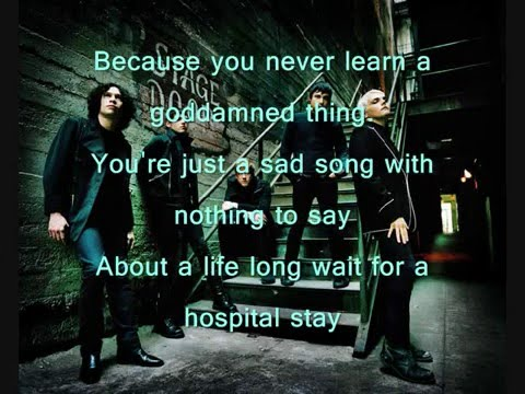 disenchanted lyrics