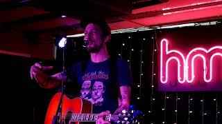 """Get It Right"" - Frank Turner @ HMV London 6 May 2018"