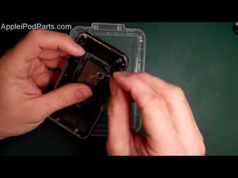 Apple iPhone 3G & 3GS Wifi Cable Replacement Repair Guide - www.AppleiPodParts.com
