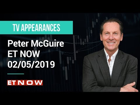 XM.COM - Peter McGuire - ET NOW - 02/05/2019