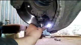 Renault Master замена 2 шаровых