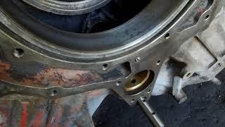 Почему не идет смазка на коромысла двигателей ЯМЗ 238,240.