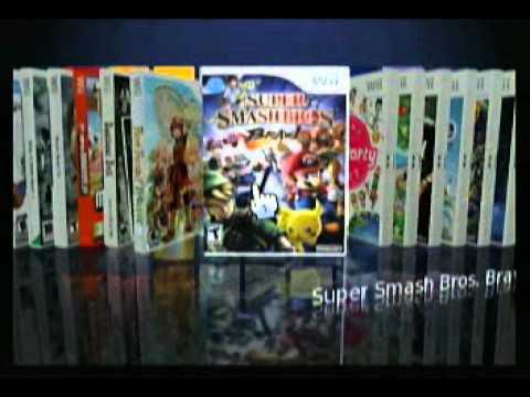 Smash Bros Brawl Wiiflow Error Repair