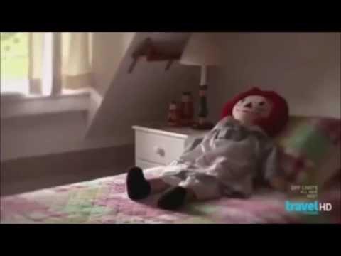 Ed and Lorraine Warren | The Annabelle Doll