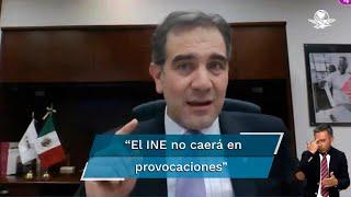 Este martes el Consejo General del INE discute el proyecto con el que se mantiene la negativa para autorizar la candidatura a Félix Salgado Macedonio para la gubernatura de Guerrero