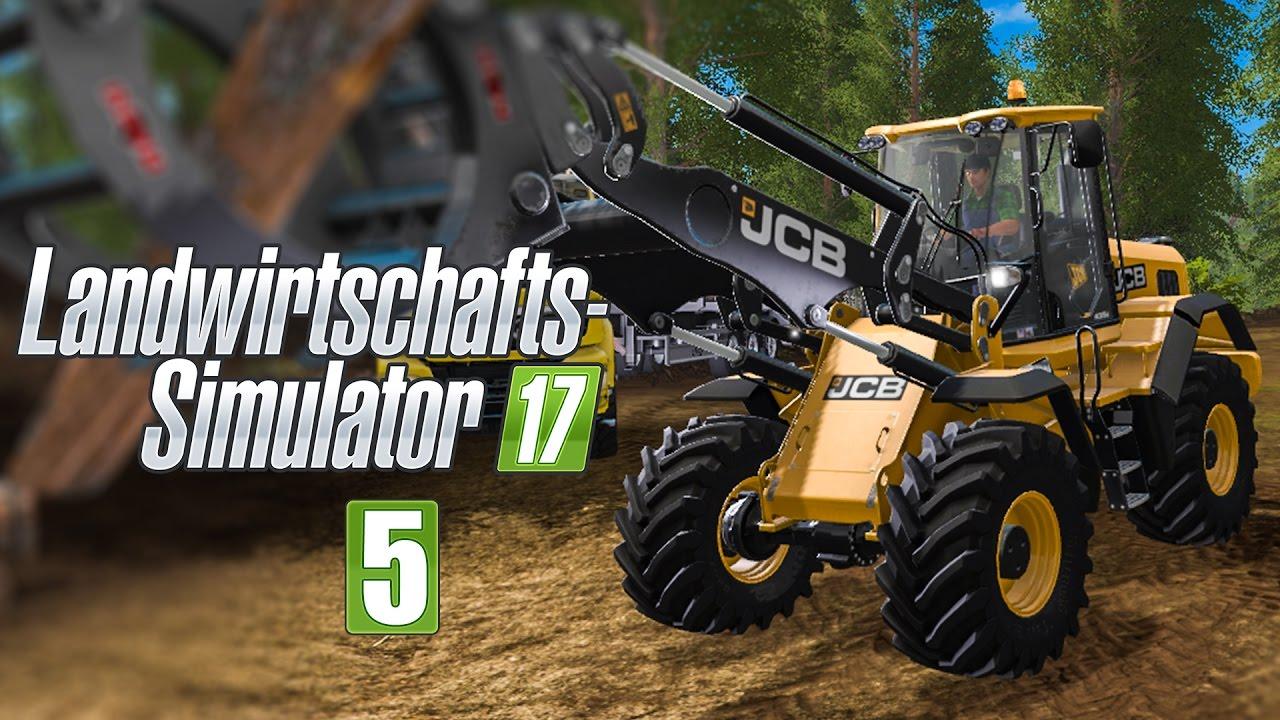 LANDWIRTSCHAFTS-SIMULATOR 17 FORST #5 - Agrar-Simulation ist LS ...