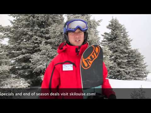 Weekly Update with Kevin from Ski School