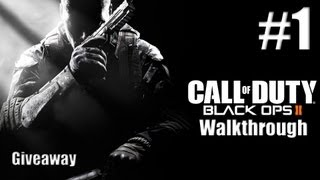 Call of Duty: Black Ops 2 - Walkthrough/Gameplay - Part 1 [Mission 1] (XBOX 360/PS3/PC)