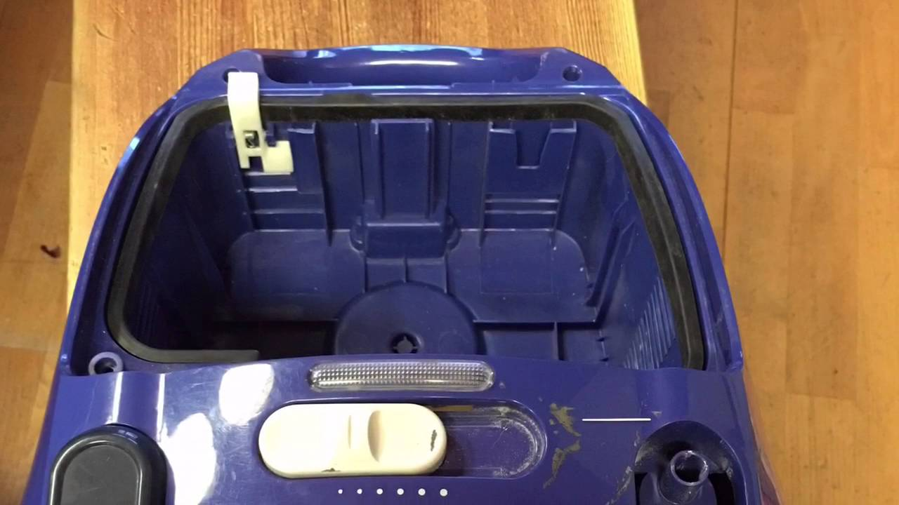 Verrassend Philips Vacuumcleaner dissassembly and Fixing - YouTube OV-88