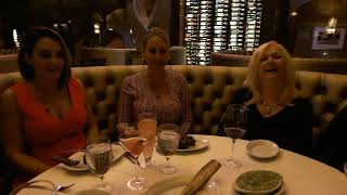 BOSS BABES EATS & DRINKS - EPISODE 15 Ruth's Chris Steak House