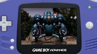 Juegos Random 12# - Mech Platoon GBA - Estrategia RTS de Mechas - Gameplay Comentado