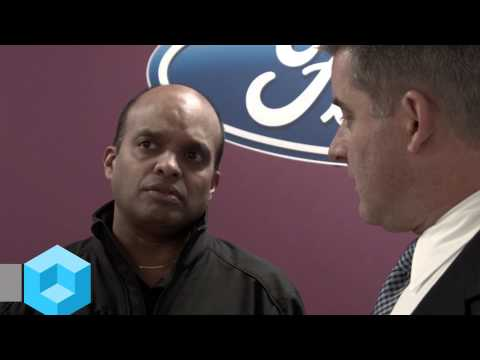 Raj Nair  - Ford Silicon Valley Media Day - theCUBE