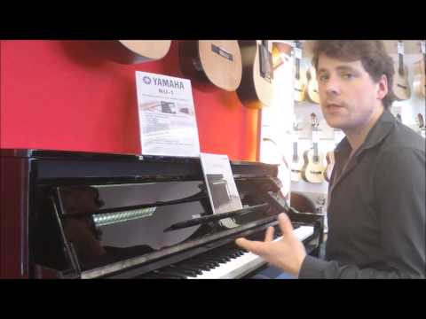 Yamaha NU-1 Hybrid Piano - Review - Musikhaus am Dornbusch