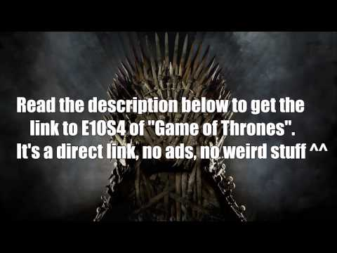 Game Of Thrones Episode10 Season4 - Streaming Free