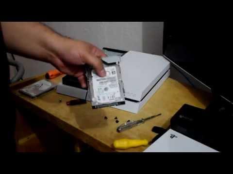 Instalação HD 2TB Seagate no PS4 sem cortes PT-BR HD
