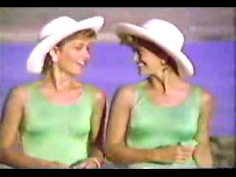 Doublemint Commercial 1985 Pool
