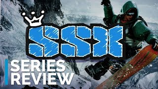 SSX Series Review | History of the SSX Series PS2 GameCube Retrospective
