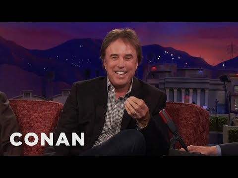 "Kevin Nealon's Bidet Has A ""Fracking"" Setting  - CONAN on TBS"