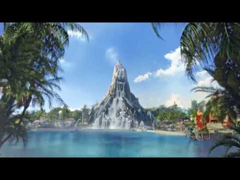 FIRST LOOK  Universal's Volcano Bay