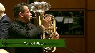 Tormod Flaten - Brillante - Euphonium with Bjørsvik Brass