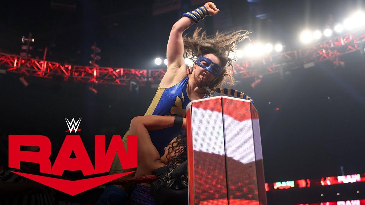 Download Nikki A.S.H. vs. Tamina: Raw, Sept. 13, 2021