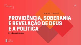 Culto Matutino - 24.05.2020 - Pr. Lucas Quintino - Js. 5.13-15