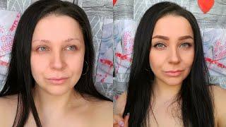 Как сделать простой повседневный макияж Дневной макияж