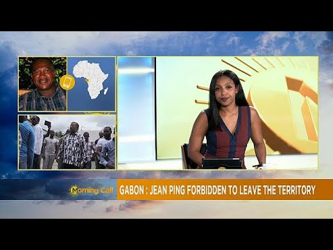 Gabonese opposition Leader Jean Ping barred from leaving Gabon [The Morning Call]
