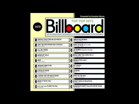 Billboard Top Pop Hits - 1970 Mp3