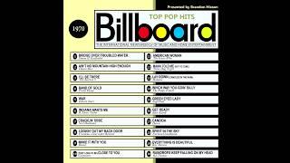 Billboard Top Pop Hits - 1970